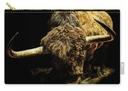 Steppe Bison Carry-all Pouch