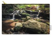 Stepping Cascade - Leura, Blue Mountains, Australia. Carry-all Pouch