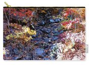 Stepping Stones At Autumn Forest Carry-all Pouch