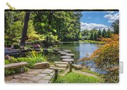 Stepping Stones Japanese Garden Maymont Carry-all Pouch