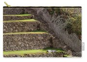 Steps And Terraces Carry-all Pouch