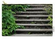 Steps With Ivy Carry-all Pouch