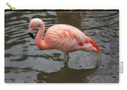 Stern Flamingo Carry-all Pouch