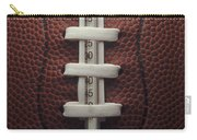 Steroid Use In Football Carry-all Pouch