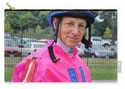 Steve Hamilton - Laurel Park 4 Carry-all Pouch