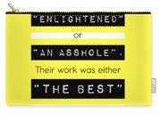 Steve Jobs Quote Carry-all Pouch
