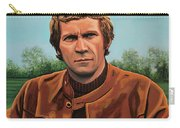 Steve Mcqueen Painting Carry-all Pouch