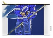Steven Stamkos Tampa Bay Lightning Oil Art Series 2 Carry-all Pouch