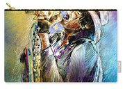 Steven Tyler 01  Aerosmith Carry-all Pouch