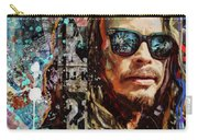 Steven Tyler Tribute Carry-all Pouch