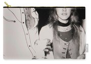 Stevie Nicks And Lindsey Buckingham Carry-all Pouch