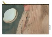 Stevie Nicks In Profile Carry-all Pouch