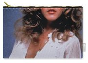 Stevie Nicks In Curls Carry-all Pouch