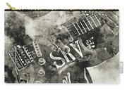 Stevie Ray Vaughan - 03 Carry-all Pouch