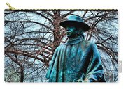 Stevie Ray Vaughan Vibrant Colors Carry-all Pouch