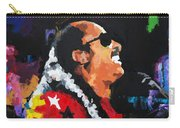 Stevie Wonder Live Carry-all Pouch