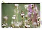 Stick Flower Carry-all Pouch