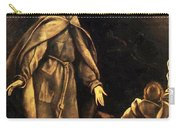 Stigmatisation Of St Francis Carry-all Pouch