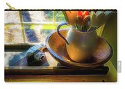 Still Life By Window Carry-all Pouch