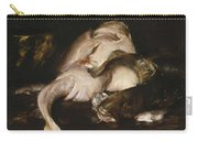 Still Life, Fish Carry-all Pouch