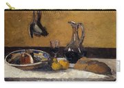 Still Life Nature Morte Carry-all Pouch