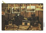 Still Life Nostalgia Carry-all Pouch