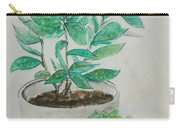 Still Life Plants Carry-all Pouch