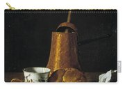 Still Life With A Chocolate Service Carry-all Pouch