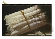 Still Life With Asparagus Carry-all Pouch