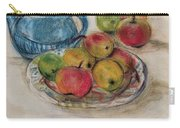 Still Life With Blue Teapot 2 Carry-all Pouch