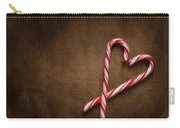 Still Life With Candy Canes Carry-all Pouch