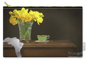 Still Life With Daffodils Carry-all Pouch