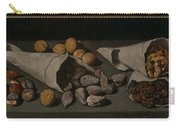 Still Life With Dried Fruit Carry-all Pouch