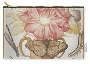 Still Life With Flowers Carry-all Pouch