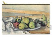 Still Life With Pears Carry-all Pouch