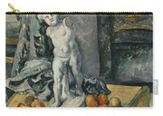 Still Life With Plaster Cupid Carry-all Pouch