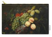 Still Life With Plums Carry-all Pouch