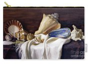 Still Life With Shells Carry-all Pouch