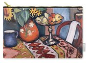 Still Life With Sunflowers II Carry-all Pouch