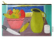 Still Life With Sunsed Carry-all Pouch