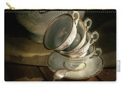 Still Life With Tea Set Carry-all Pouch