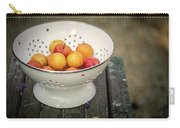 Still Life With Yellow Plums  Carry-all Pouch