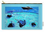 Stingray Bay Carry-all Pouch