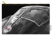 Stingray Split Window 1963 In Black And White Carry-all Pouch