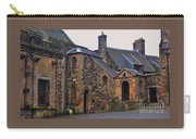 Stirling Castle Courtyard, Scotland Carry-all Pouch