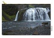 Stjornarfoss Waterfall - Iceland Carry-all Pouch