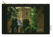 St. Nicholas Church, Yorkshire England Carry-all Pouch