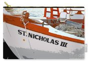 St.nicholas Three Carry-all Pouch