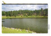 Stockade Lake In Custer State Park Carry-all Pouch