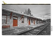 Stockbridge Train Station Carry-all Pouch